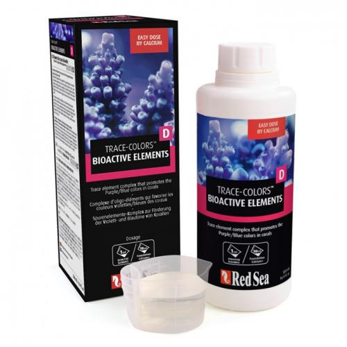 Red Sea Trace Colors D - Bioactive Elements [500 mL] 2