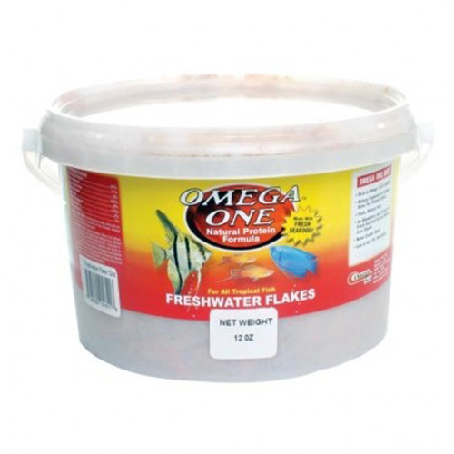 Omega One Freshwater Flake [350g]