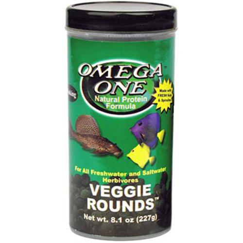 Omega One Veggie Rounds [227 g] 1