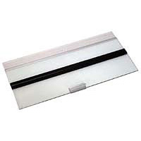 Glass Canopy [20 * 10] -  Actual Size 19 1/4 in. * 9 1/2 in.