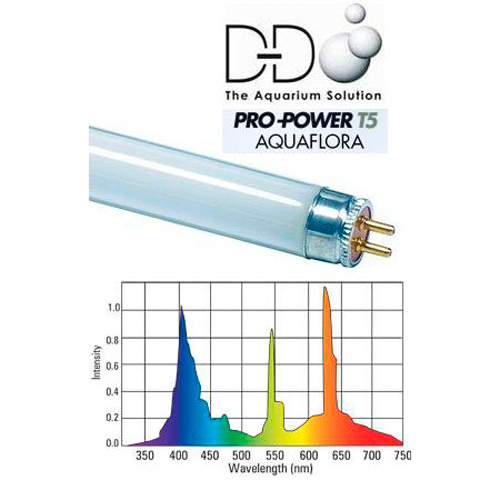24 in. D-D POWER PRO AquaFlora 24w T5 Lamp 1