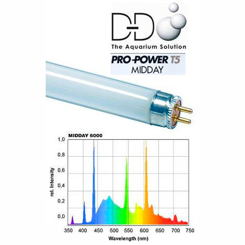 24 in. D-D POWER PRO Midday 24w T5 Lamp 1