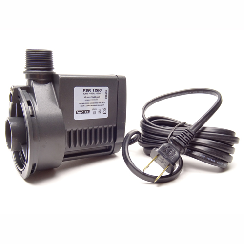 Sicce PSK 1200 Pump w/needle wheel [1050 gph] 1