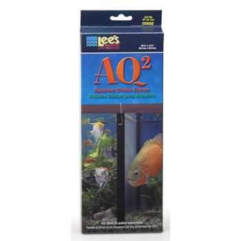 AQ2 Aquarium Tank Divider 10 3/8 in. X 11 3/8 in.