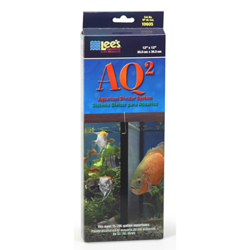 AQ2 Aquarium Tank Divider 12 in. X 12 in.