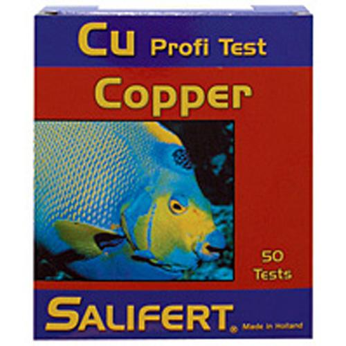Salifert Copper Test Kit [50 tests]