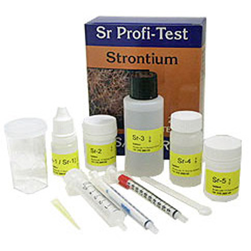 Strontium Test Kit [25 tests]